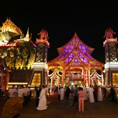Global Village Dubai Admission with Hotel Transfers
