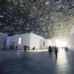 Louvre Museum Abu Dhabi with Private Transfers from Dubai