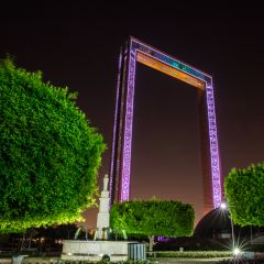 Dubai Frame Ticket with Hotel Transfers